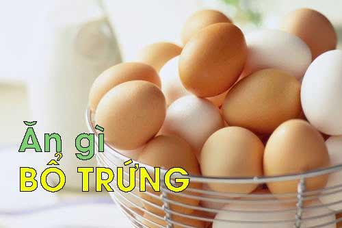 12 thực phẩm nên ăn để bổ trứng nhanh thụ thai