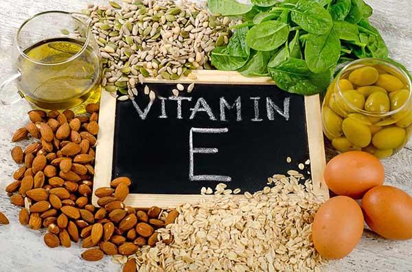 thực phẩm giàu vitamin e chứa nhiều vitamin e tự nhiên