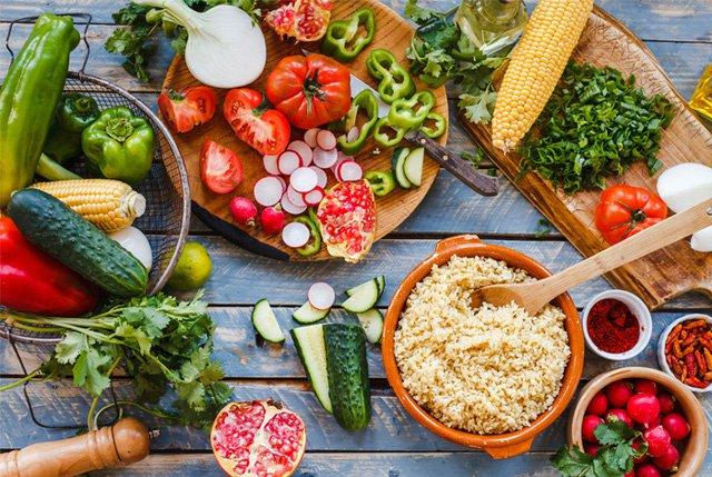 Thực phẩm giúp làm điều hòa kinh nguyệt
