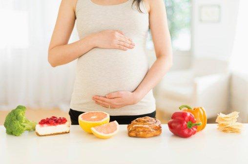 Tiểu đường thai kỳ cần có chế độ ăn uống hợp lý
