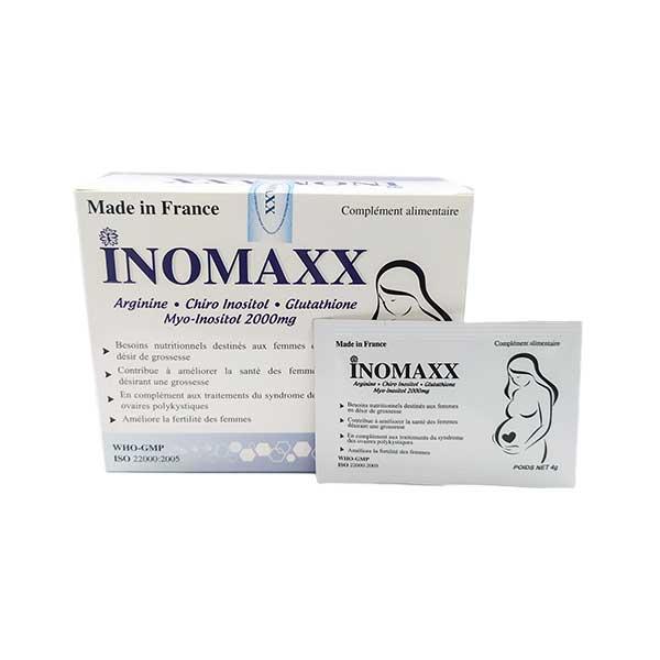 INOMAXX - Hỗ trợ điều trị rối loạn kinh nguyệt